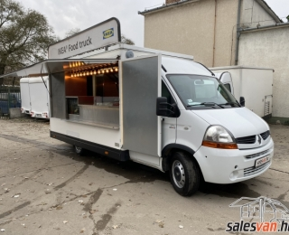 Renault Master Food Truck