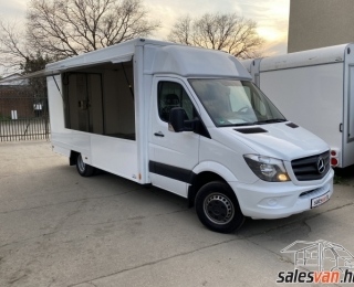 Mercedes Sprinter Food Truck