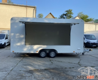 NEW Food Truck Trailer 2,5t XXL