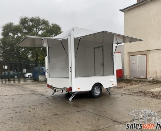 NEW MINI Food Truck Trailer 1,5t